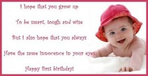 1st wish